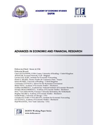 Economic research forum working paper series